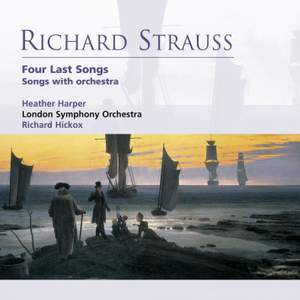 Strauss - Four Last Songs & Songs with Orchestra