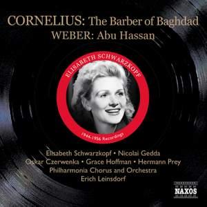 Elisabeth Schwarzkopf sings Cornelius & Weber