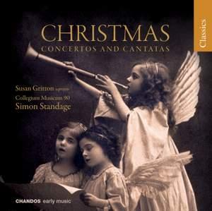 Concertos and Cantatas for Christmas