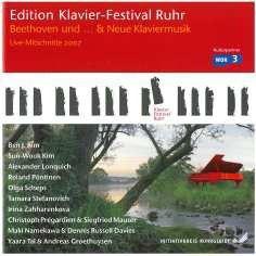 Ruhr Piano Festival Edition Vol. 17: Live recordings 2007