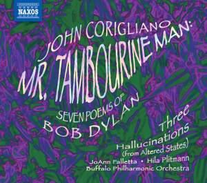 Corigliano - Mr. Tambourine Man