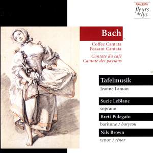 Bach: Coffee and Peasant Cantatas