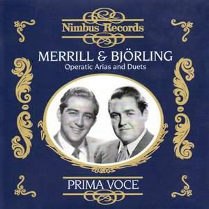 Robert Merrill & Jussi Björling - Operatic Arias & Duets