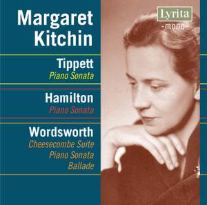Margaret Kitchin plays Wordsworth, Hamilton & Tippett