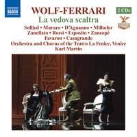 Wolf-Ferrari: La Vedova Scaltra