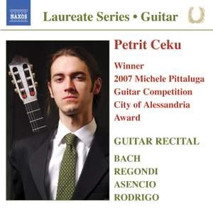 Guitar Recital: Petrit Ceku