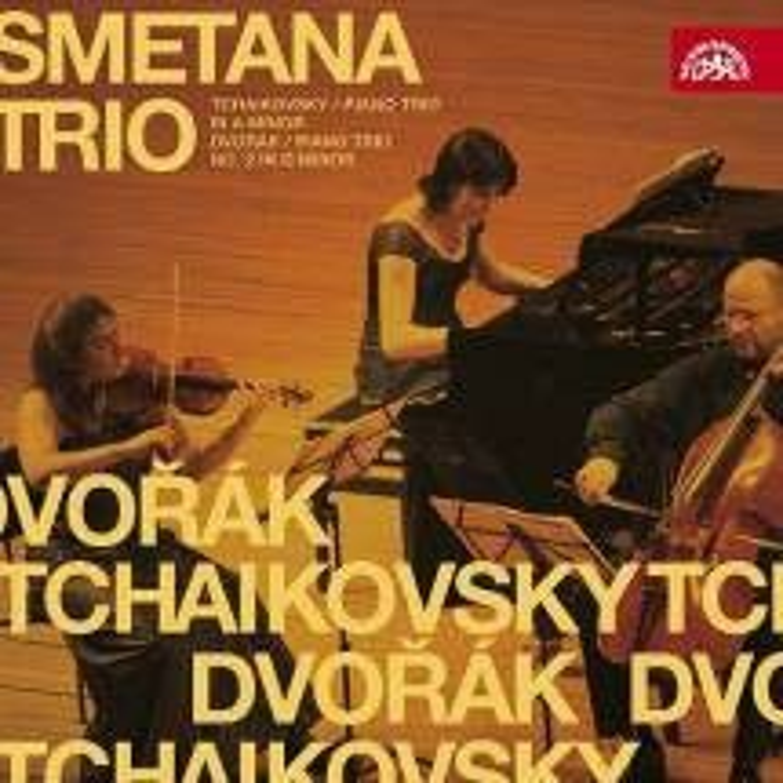 Tchaikovsky & Dvorak - Piano Trios