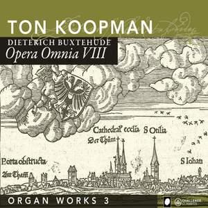 Buxtehude - Organ Works 3