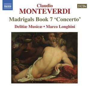Monteverdi: Il settimo Libro de Madrigali 'Concerto', 1619