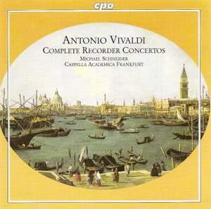 Vivaldi - Complete Recorder Concertos