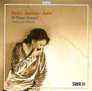 Padre Antonio Soler: 10 Piano Sonatas