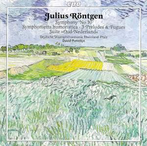 Röntgen - Symphony No. 10