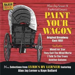 Loewe, F: Paint Your Wagon