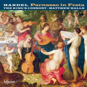 Handel: Parnasso in Festa, HWV73 Product Image