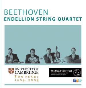 Beethoven - Complete String Quartets, Quintets and Fragments