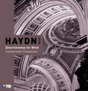 Haydn Edition Volume 7 - Divertimentos for Wind