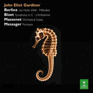 Eliot Gardiner conducts Berlioz, Bizet, Messager & Massenet