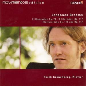 Brahms - Piano Works