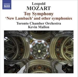 Leopold Mozart - Symphonies Product Image