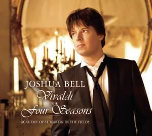 Joshua Bell plays Vivaldi's Four Seasons Product Image