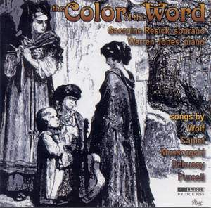 The Color of the Word
