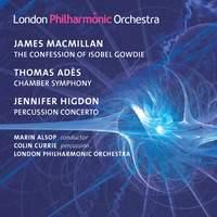 Marin Alsop conducts MacMillan, Adès and Higdon