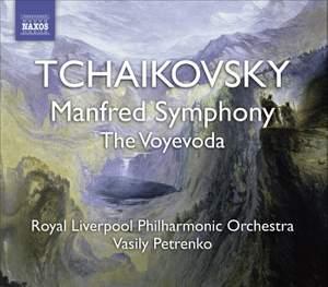 Tchaikovsky - Manfred Symphony Product Image