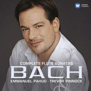 Bach - Sonatas for flute & harpsichord (complete)