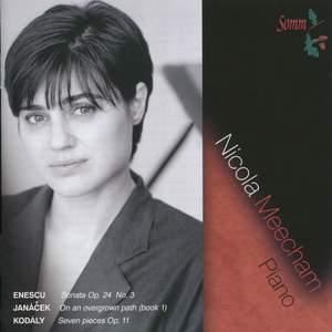 Enescu, Janacek & Kodaly - Piano Recital