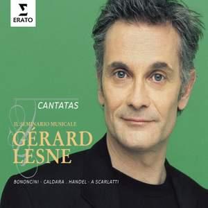 Gérard Lesne - Italian Secular Cantatas Product Image