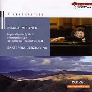 Medtner - Piano Works
