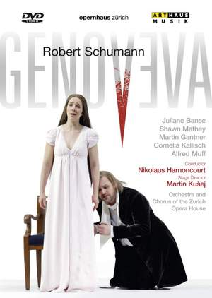 Schumann: Genoveva Product Image