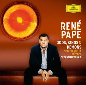 René Pape - Gods, Kings and Demons