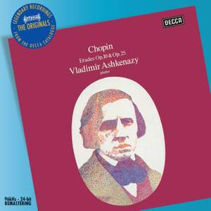 Chopin - Etudes Product Image