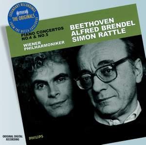 Beethoven - Piano Concertos Nos. 4 & 5 Product Image