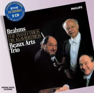 Brahms - Piano Trios Product Image
