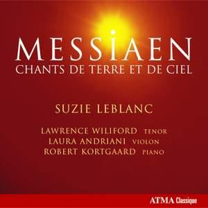 Messiaen - Chants de Terre et de Ciel