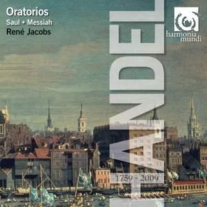 Handel - Oratorios