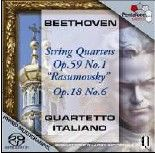 Beethoven - String Quartets