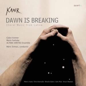 Kamer... Dawn is Breaking