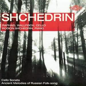 Shchedrin - Music for Cello & Piano