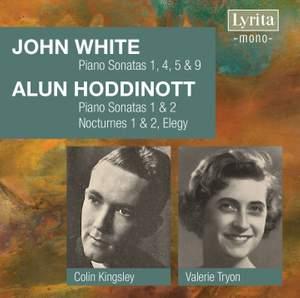 White & Hoddinott - Piano Sonatas