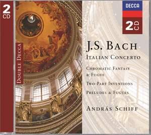 Bach - Solo Keyboard Works
