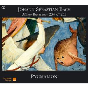 JS Bach - Missae Breves BWV 234 & 235 Product Image