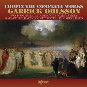 Chopin - The Complete Works Product Image