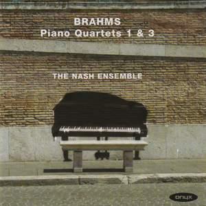 Brahms - Piano Quartets Nos. 1 & 3