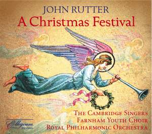 Rutter - A Christmas Festival Product Image