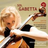 Shostakovich - Cello Concerto No. 2 & Cello Sonata