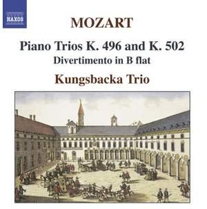 Mozart - Piano Trios Volume 1