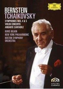 Tchaikovsky - Symphonies Nos. 4 & 5